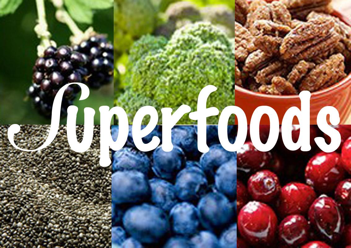 Hvad er Superfoods?