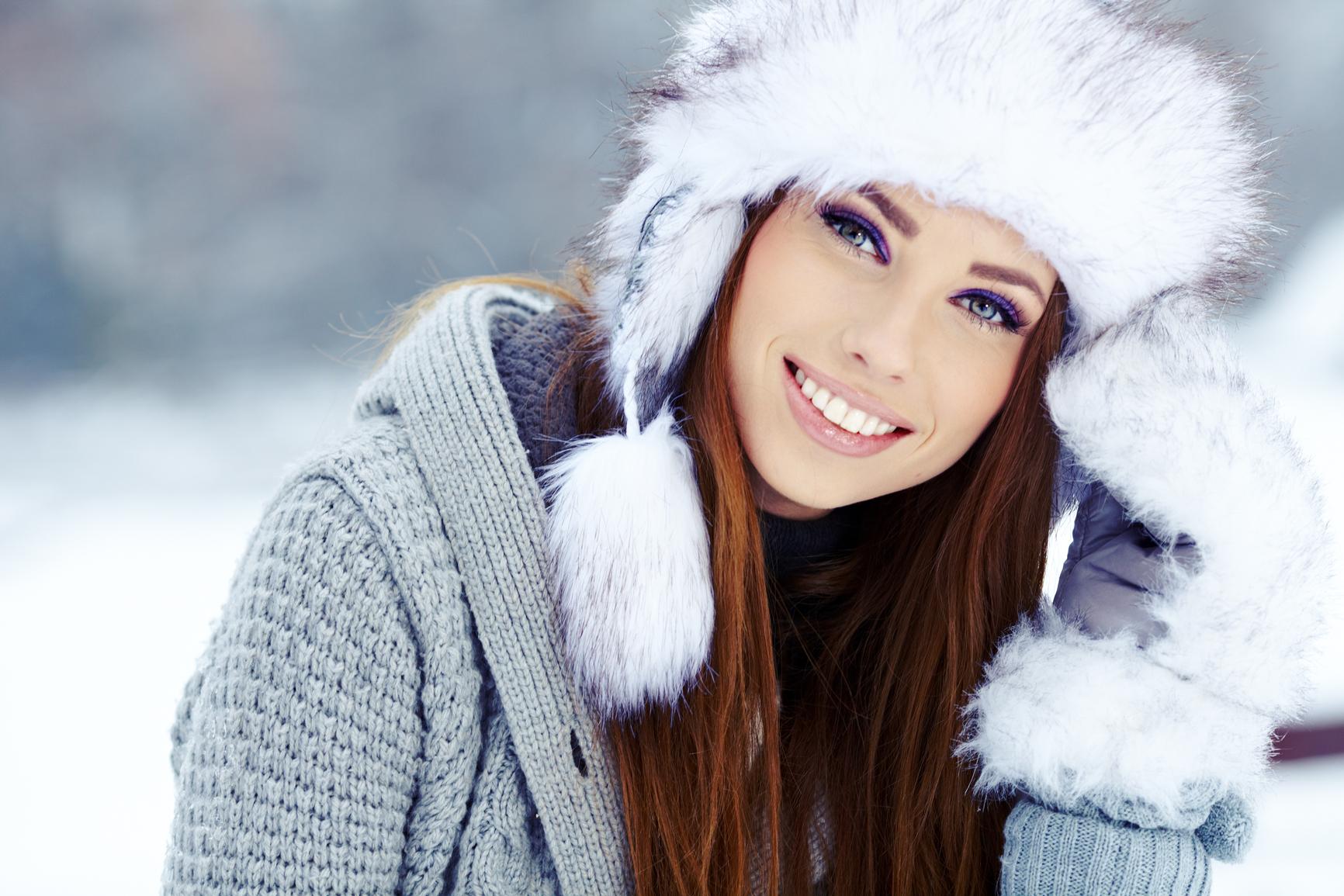 Vinterhudpleje