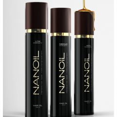 Nanoil – for sundt hår