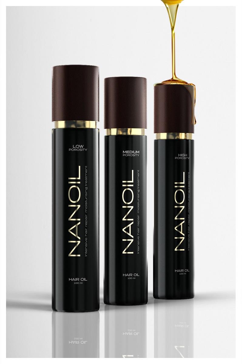 Nanoil – i turneringen for sundt hår