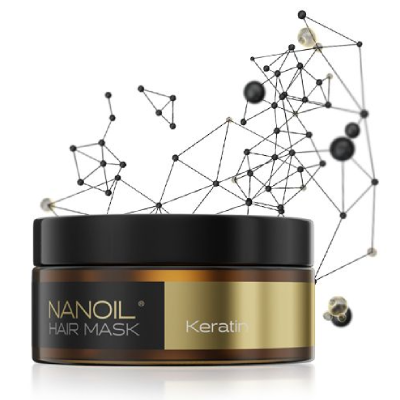 Nanoil Keratin Hair Mask