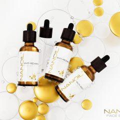 Nanoil bedste anti-rødme ansigtsserum